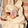 ・乳児性湿疹のその後 と、予防接種を知る