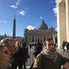 ローマにある別の国、バチカン(2日目-その2;2017/1/14(SAT))