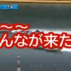 ボートレース児島の実況は面白いねえ。