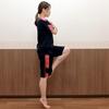 【おうちで簡単トレーニング02】下半身を安定させるバランス強化トレーニング