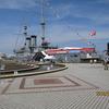 日本海海戦の日(M38/5.27-28)に戦艦「三笠」を訪ねて