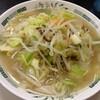 日高屋の「野菜たっぷりタンメン」は節約系ヘルシーメニューの定番。