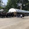 バンコク文化カルチャーセンターで開催されている前国王の写真展 Through the Lens of His Majesty King Bhumibol Adulyadej