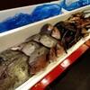 只今到着!漁港直送の天然鮮魚たち!
