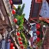 「九份(きゅうふん)」~「豎崎路」千と千尋の神隠しの舞台になったと噂される赤提灯の階段道!!