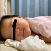 【子育て】第二子ちゃんの寝返り