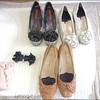 2017春オンワード樫山のファミリーセールで買った戦利品まとめ:靴(パンプス)・帽子・ベルトなど小物中心に購入!