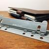リフィル型「穴あけパンチ」は、なんでもシステム手帳に取り込んでしまう万能ツール[楽しむ手帳術]