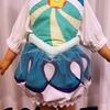 『キュアミルキーの衣装』を手作りしてみた