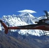 BREATHTAKING HELICOPTER FLIGHTS IN THE HIMALAYAS