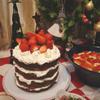 作りながら味わう幸せ、おうちクリスマス会