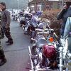 バイクで新年会in山口(レストランシェフ)2