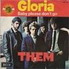 Gloria もしくはヴァンモリソンとジムモリソンとニューヨークのクイーンと (1964. Them)