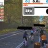 【ロードバイク】Zwiftで、FTP test。