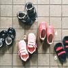 子供の靴、何足もっていますか?わが家の小学生男子と幼稚園女子の靴事情