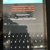Android TWRP 優先のマウスを接続したら使えた