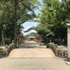 豊国神社へ散歩してきました。