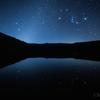 【天体撮影記 第67夜】 天空の大池 北アルプスの白馬大池に映り込む星空を撮影してきました。