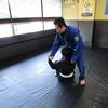 木曜日午前中フルタイム一般柔術クラス、夜キッズ柔術クラス、一般柔術クラス。
