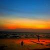 バンコクから常夏ドライブ。Bang Saen Beachでタイで一番美しいサンセットを見る。