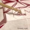 視力の限界は折り紙技術の限界か?