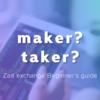 仮想通貨取引所Zaifのマイナス手数料は取引をすると手数料がもらえる