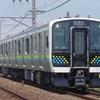 8月19日撮影 外房線 永田~本納間 房総地区の新型車両 E131系 試運転を撮る①