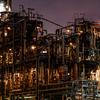 川崎マリエンからの夜景、そして工場夜景、そんな予定でした。。。