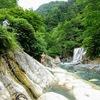石川県某所 奥にある噴泉塔