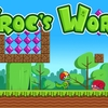 PS4『Croc's World ワニくんのだいぼうけん』のトロフィー攻略 60ステージある(Switch版あり)