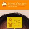 今日の顔年齢測定 330日目
