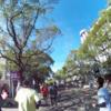 青島太平洋マラソン 2014 県庁前から運動公園入口まで(20〜32km)