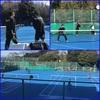 市ケ尾高校練習試合