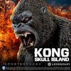 【キングコング】髑髏島の巨神『KONG SKULL ISLAND』ソフビフィギュア【バンダイ】より2020年12月発売予定
