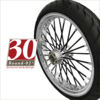 "パーツ:Ride Wright Wheel 「""Fat 30-Round-02s"" Fat 30-Spoke」"
