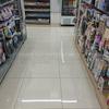 ダイソーハローズ笠岡店の床は治ってました。