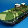 サイバーホビー 1/35 特二式内火艇 後期型フロート付き