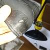 サイドカットしてしまったタイヤの修理方法