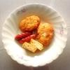 鶏メンチ、麻婆豆腐、玉子焼き、ウィンナー