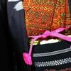 銘仙の長羽織