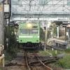 JR奈良線103系 木幡で撮る