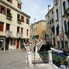 ヴェネツィアの建築とインフラについての解説動画を見た