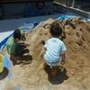 【DIY】山砂3トン大移動の巻