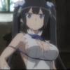 ダンジョンに出会いを求めるのは間違っているだろうか 第7話「剣姫(アイズ・ヴァレンシュタイン)」
