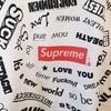 【Supreme】20201SS.Week1購入品レビュー。ノベルティも紹介します!!