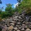 「北海道マラソン」コースを見下ろす山「手稲山」