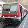 ザルツブルグ駅からウィーン市内散策へ