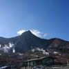 冬の『箱根山』は。。。本日は箱根の外輪『長尾峠コース』へ