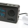 多機能で口コミ評価高い アデッソ 目覚まし時計 振動式 電波時計 大音量 MY-96