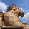 サンウェイピラミッド - クアラルンプール近郊にピラミッドやスフィンクスがあったなんて!? -